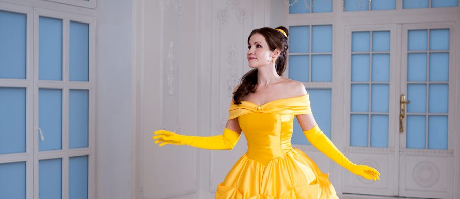 disney princess belle beauty and the beast ball