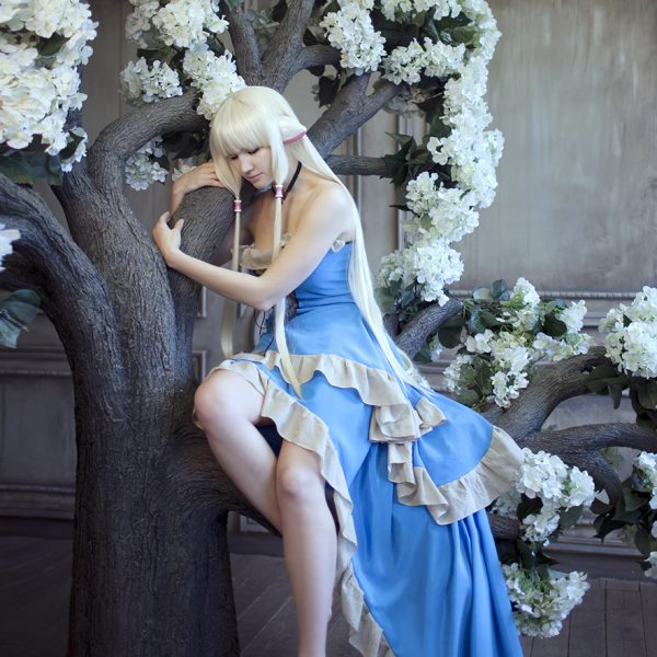 manga, anime, clamp, chobits, chii, cosplay