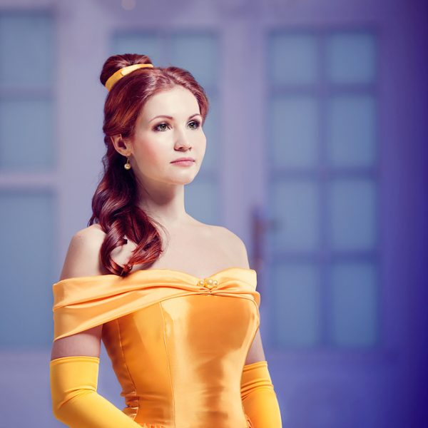 Beauty and the Beast belle disney cosplay