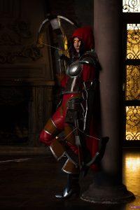 valla diablo warrior heroes of the storm cosplay