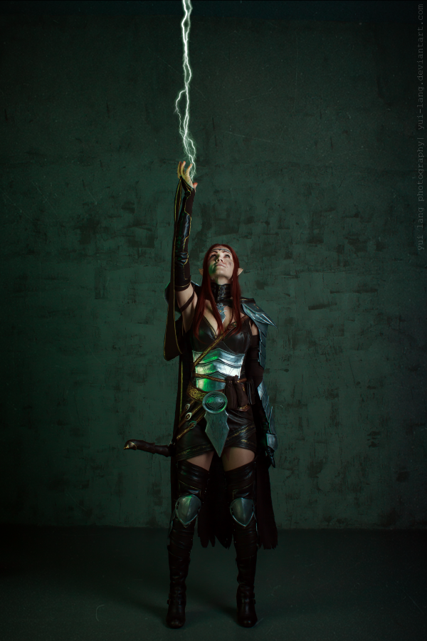 teso, skyrim, elder scrolls, cosplay, altmer, high elf