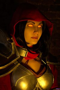 valla diablo nephalem heroes of the storm cosplay