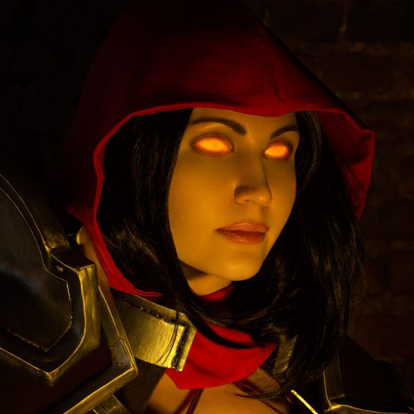 valla diablo nephalem heroes of the storm cosplay