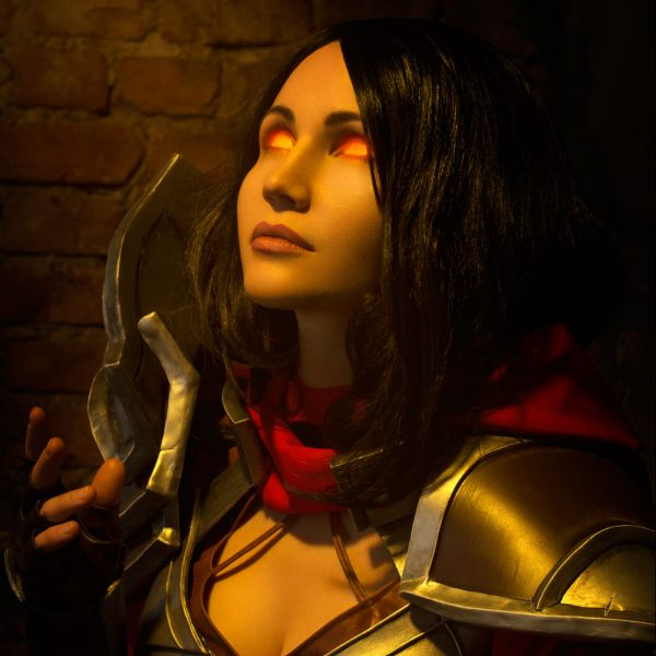 blizzard diablo demon hunter heroes of the storm cosplay