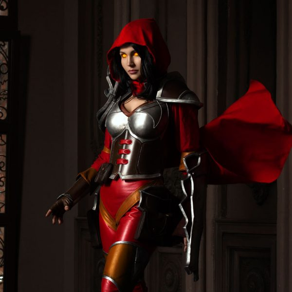 valla amazingrogue demon hunter heroes of the storm cosplay