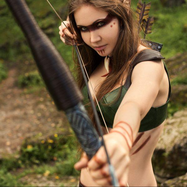 oblivion tes elder scrolls altmer bow elf amazingrogue