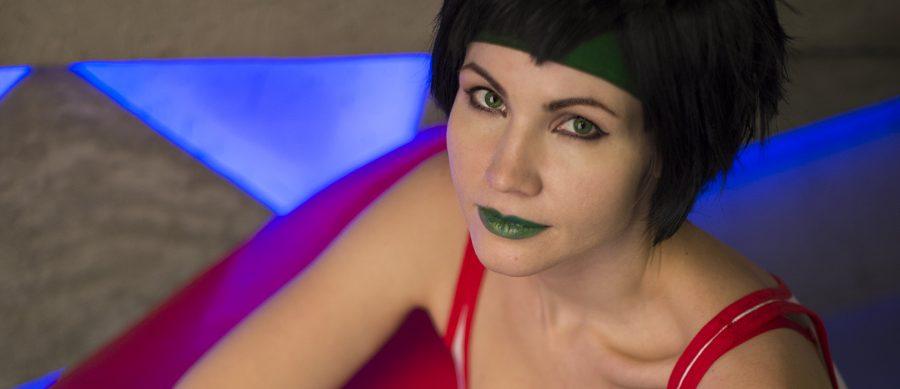 Beyond Good and Evil Jade cosplay
