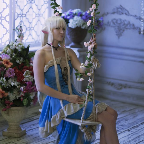 chii, cosplay, cosplaygirl, clamp, anime
