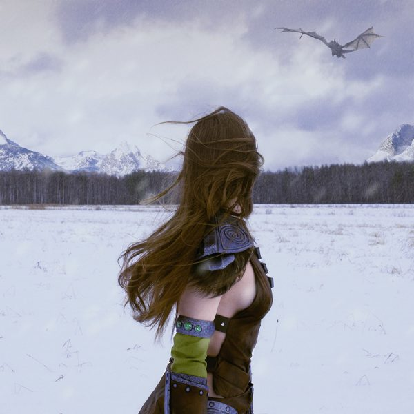 cosplay cosplaygirl dragon skyrim aela the huntress amazingrogue nord