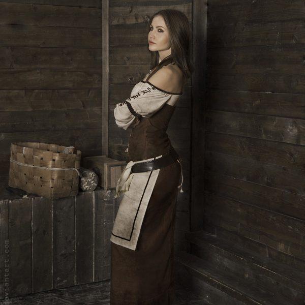 skyrim, tesv, elder scrolls, npc, cosplay