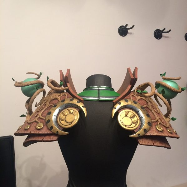 tutorial amazingrogue pauldrons armor craft ysera warcraft