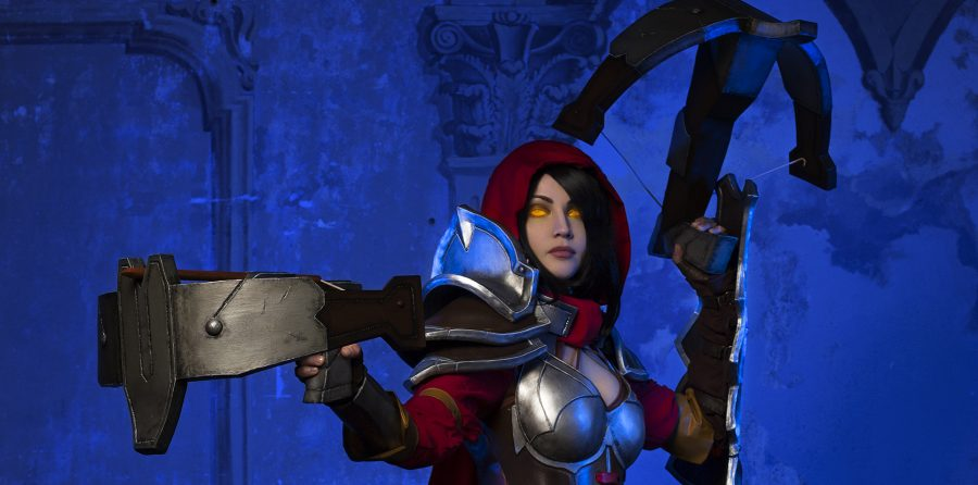Valla Crossbows cosplaywip hots