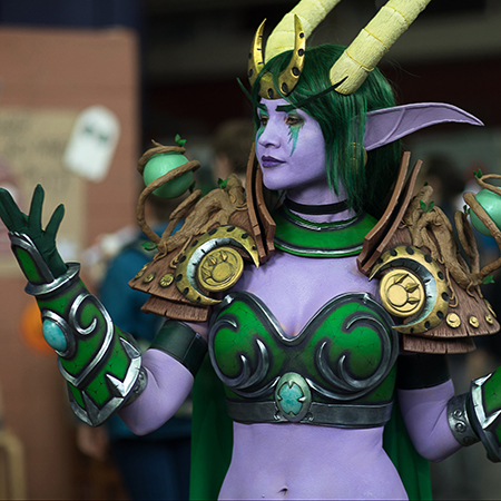 Ysera – the Green Dragon!