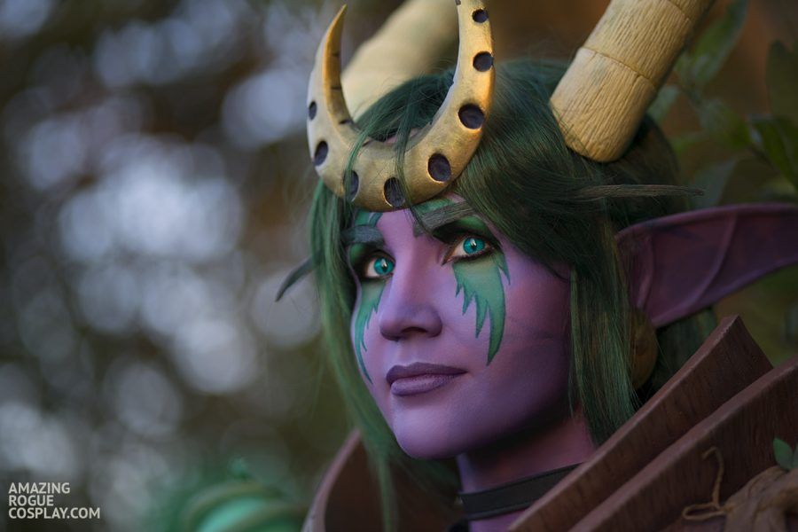 night elf cosplay warcraft dragon ysera aspect