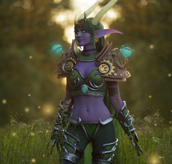 ysera warcraft dragon emerald dream