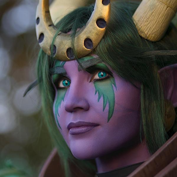 Ysera makeup