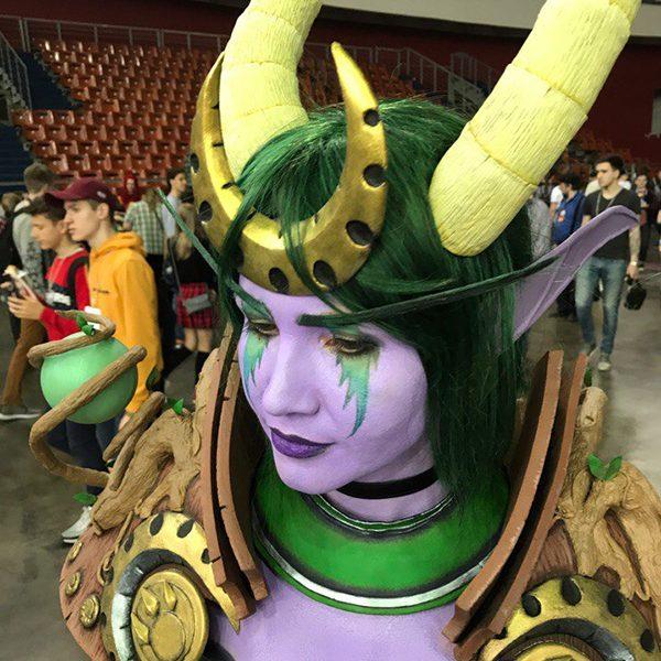 ysera wow cosplay
