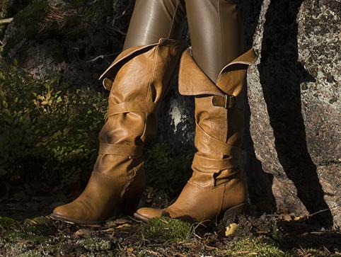 Ciri boots costume