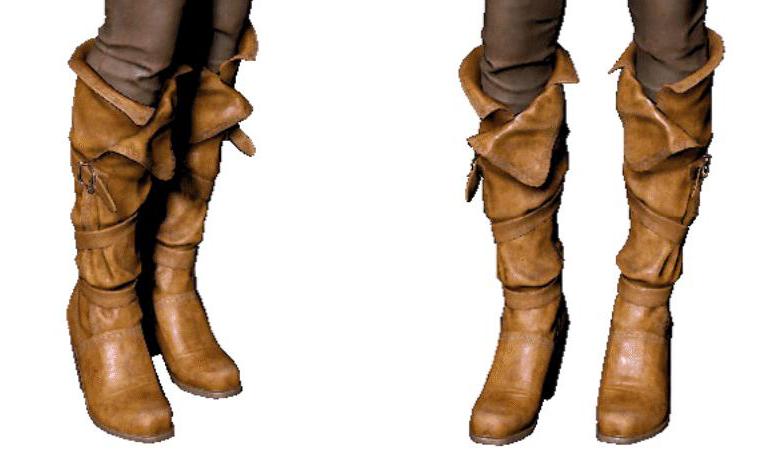 Ciri shoes