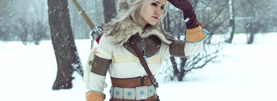 The Witcher 3  Ciri's costume creation  Part 1 | Amazing