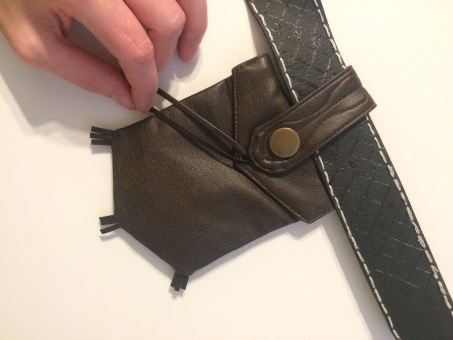 Ciri cosplay belt
