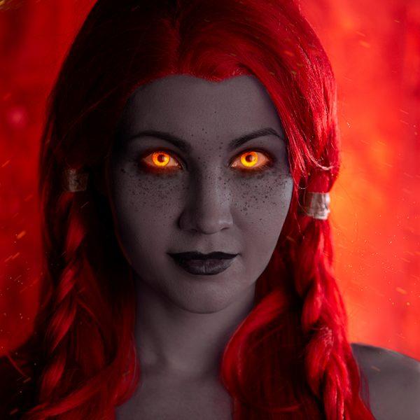 Wow cosplay dwarf Warcraft