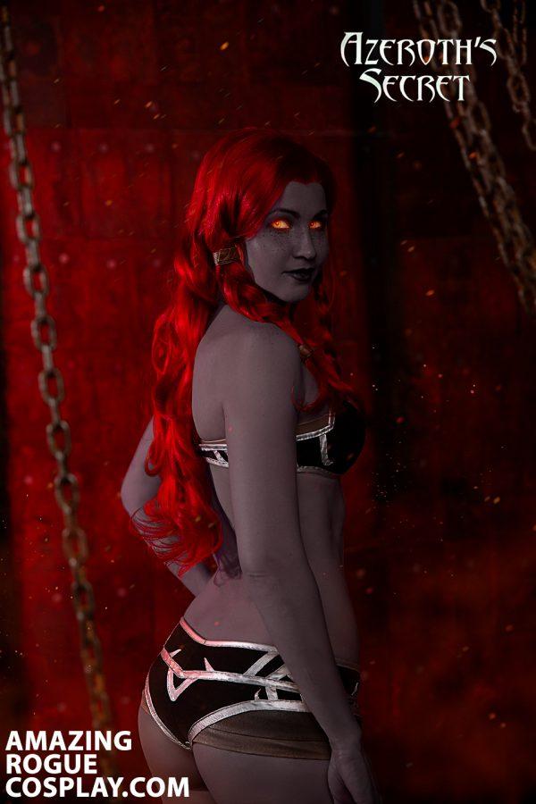 Warcraft cosplay Azeroth Secret