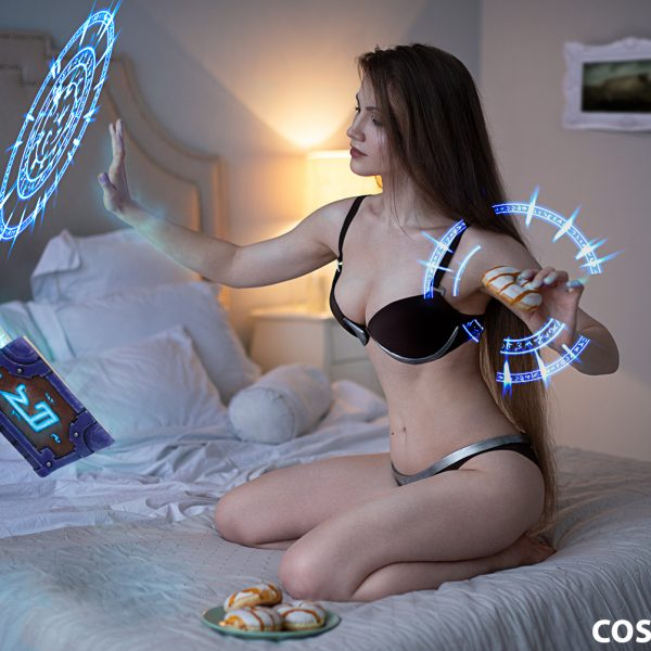 world of warcraft, cosplay, mage