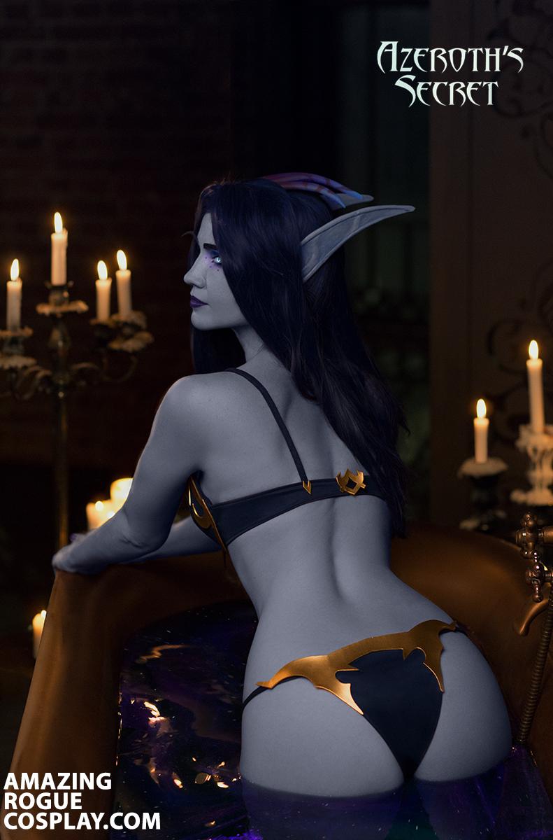cosplay, warcraft, azeroth secret, elf