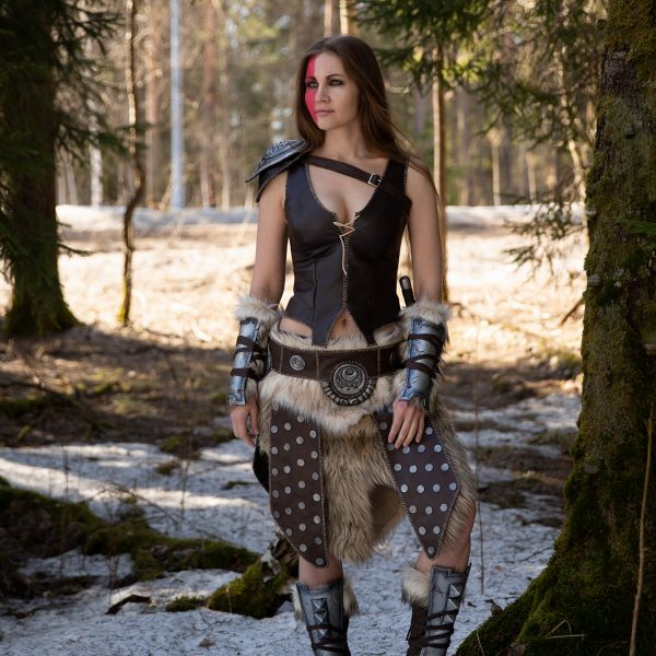 Elder Scrolls cosplay