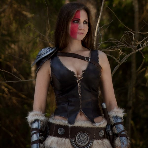 Elder Scrolls cosplay