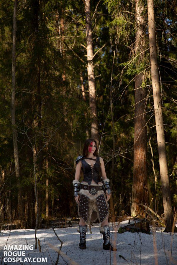 TESV cosplay