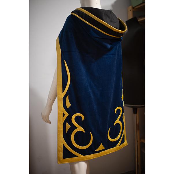Jaina cloak pattern