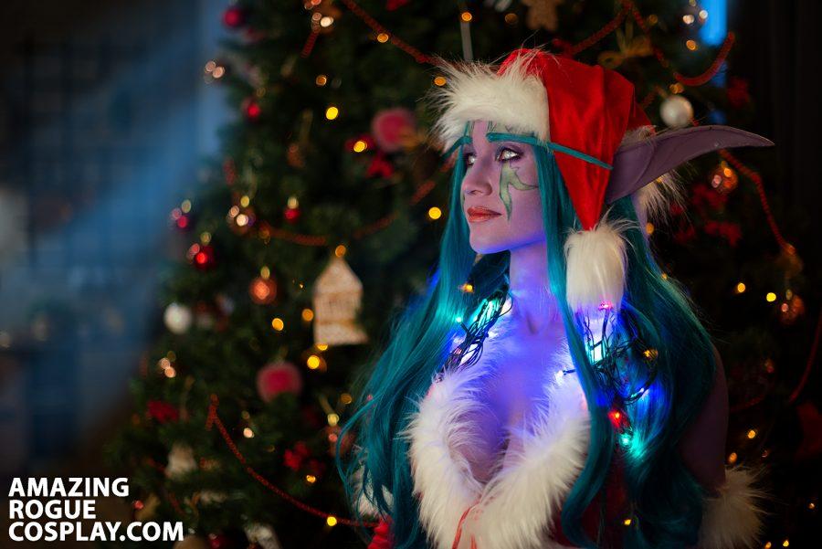 warcraft cosplay night elf