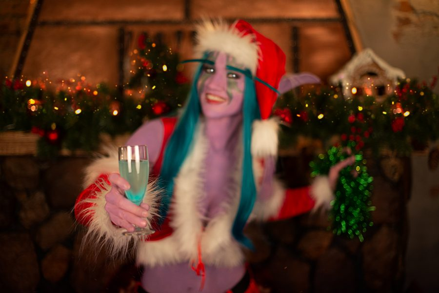 Winter Veil cosplay