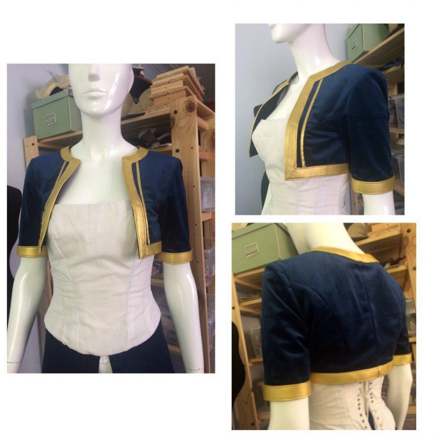 Jaina cosplay pattern