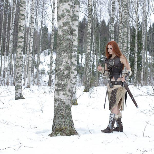 Skyrim cosplay tesv