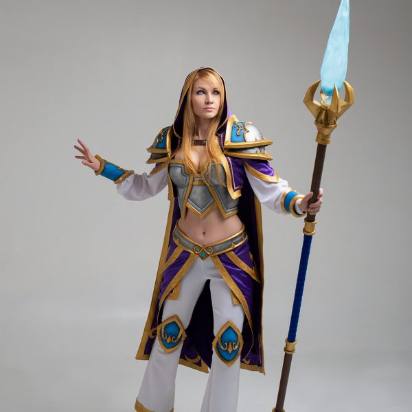 Jaina Warcraft III