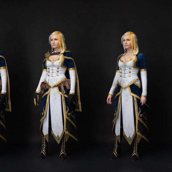 Jana BFA cosplay